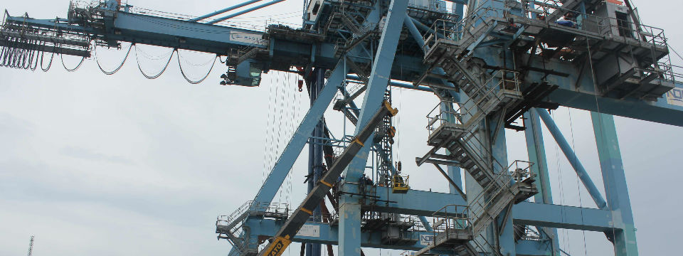 Engineering, Maintenance, Accident Repair & Recovery of Material Handling Port & Mining Equipment