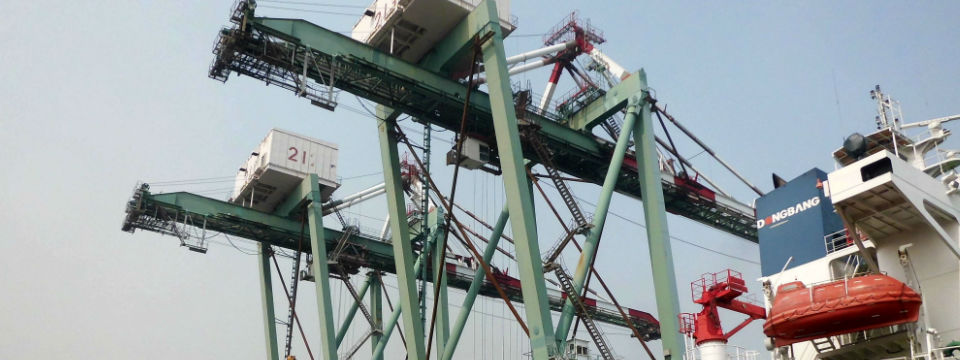 Sale of New or Pre-Owned Material Handling Port and Mining Equipment